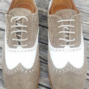 Antonio Maurizi Wingtip Shoes US Size 10